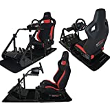 Human Racing Gt Chassis Racing Seat With G27 Logitech