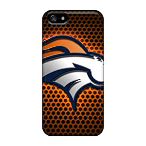 Iphone Cover Case - Denver Broncos Protective Case Compatibel With Iphone 5/5s