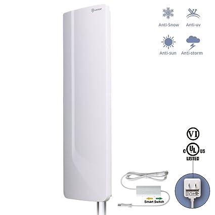 Amazon com: Antop HDTV Antenna- Outdoor/Indoor Digital HD TV