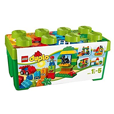 LEGO (LEGO) Duplo green container Deluxe 10572: Toys & Games
