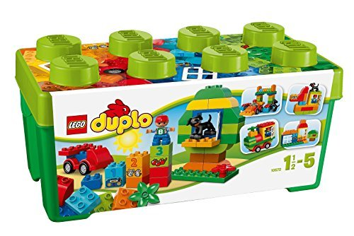 LEGO (LEGO) Duplo green container Deluxe 10572