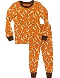 Harry Bear Boys Giraffe Pajamas