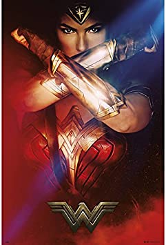 /dcorg Grupo Erik editores Poster Wonder Woman Bracelets/