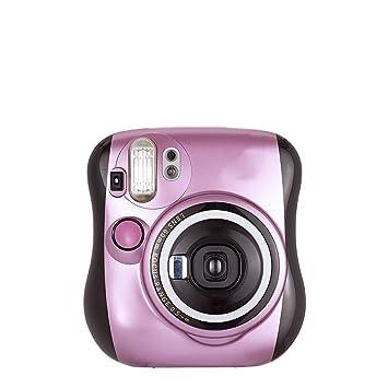 JIAJU Cámara, cámara Digital instantánea Mini 25 / Violeta ...