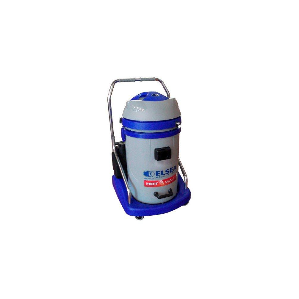 Elsea–Maschine mit Wärme für Injektion und Abrufen 76Liter–Spezial Teppich–230V–3300W–Estro hotwave 250–ewpv250h