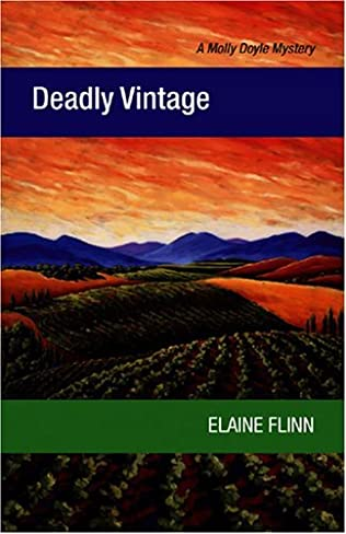 book cover of Deadly Vintage