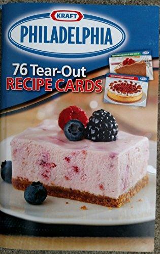 Pot Recipe Card - Kraft Philadelphia 76 Tear-Out Recipe Cards