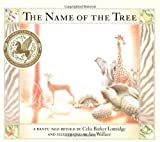Front cover for the book The Name of the Tree: A Bantu Tale Retold by Celia Barker Lottridge