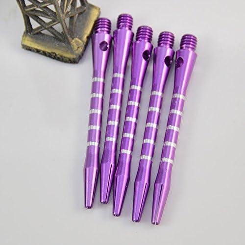 L5S1 Aluminum Darts 2ba Shafts 6 Colors Medium Harrows Dart Stem H8N7 M7Q5