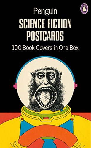 Penguin Science Fiction Postcards: 100 Book Covers in One Box]()