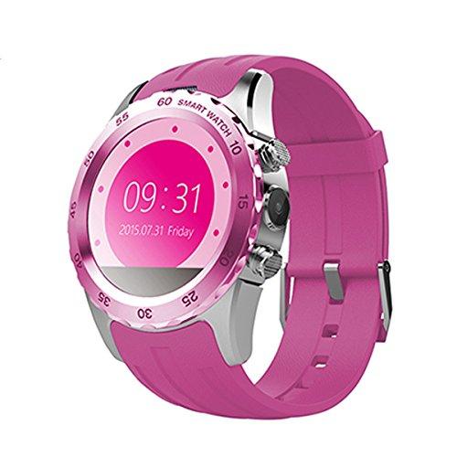 Kingwear Smart Watch Phone Smartwatch Pink Sport by Kingwear