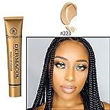 100% Original Dermacol Base Primer Corrector Concealer Cream Makeup Base Consealer Face Foundation Contour Palette 4g (#223)