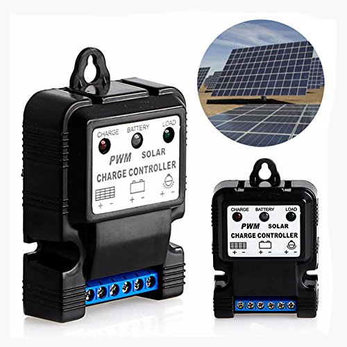 6v solar panel charge controller - 5