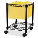 LLR62950 - Lorell Compact Mobile Wire Filling Cart