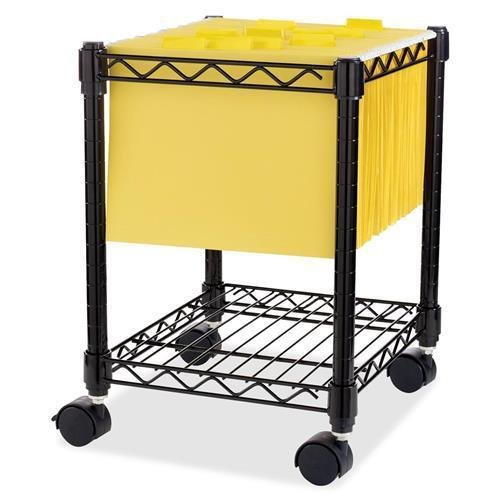 LLR62950 - Lorell Compact Mobile Wire Filling Cart by Lorell