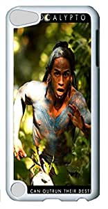Apocalypto Custom iPod Touch 5 Case Cover Polycarbonate White