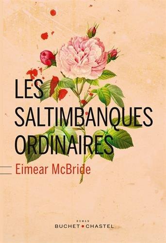 Les saltimbanques ordinaires d'Eimear McBride 51pr5kNm9oL