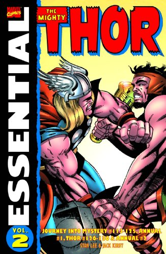 Essential Thor, Vol. 2 (Marvel Essentials)