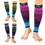 Best Calf Compression Sleeves - Calf Compression Sleeves Graduated Compression, Ergonomic fit Review