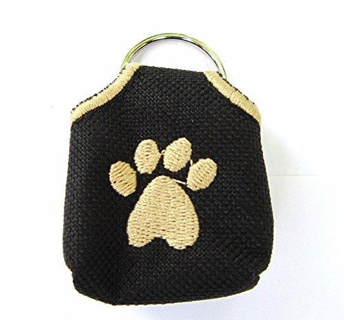 Peace Tag (Black) Dog Tag Silencer