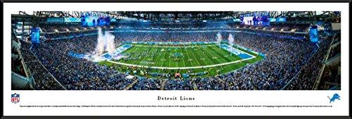 Detroit Lions Team Football Mat - 8