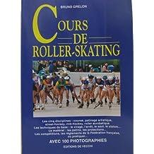 Cours de roller-skating