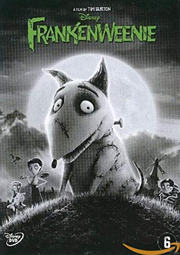 Amazon Com Frankenweenie Movies Tv