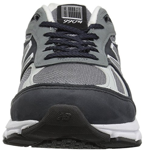 New Balance Mink Running Shoe Silver Grey Men's M990NV4 OO1wdxqrZ