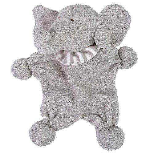 Lifekind Organic Baby Gift Set - Swaddler Basket with Elephant (newborn - 3 months)