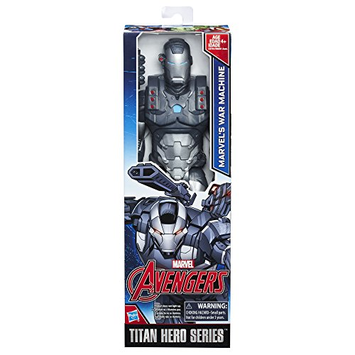 Marvel Titan Hero Series Marvel's War Machine