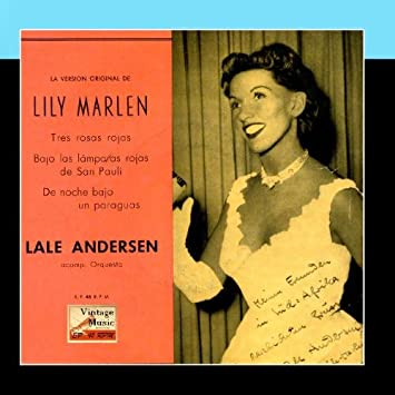 "Vintage Vocal Jazz / Swing Nº27 - EPs Collectors ""Lily Marlen, The First"