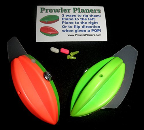Fishing Planer Boards - Two 3