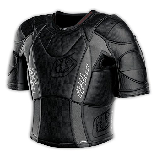 Troy Lee Designs UPS 5850 HW Adult Undergarment Off-Road Shirts, MediumBlack