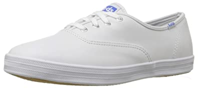 949e69b790983a Keds Women s Champion Original Leather Lace-Up Sneaker