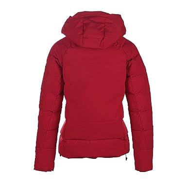 Jott - Chaqueta - para Mujer Rojo S: Amazon.es: Ropa y ...