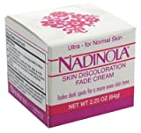 discolorations Nadolina Skin Bleach - Normal 2.25 oz. (Pack of 2)