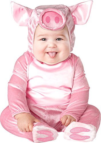 This Lil' Piggy Baby Costumes (This Lil Piggy Costume - Infant Large)