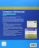 Compact Advanced Students Book without Answers with CD-ROM: Amazon.es: May,Peter: Libros en idiomas extranjeros