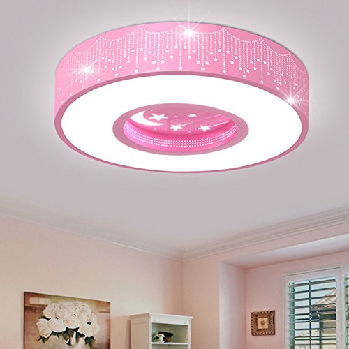 Lilamins Stars Moon Children Lamp Creative Children\'S Room Ceiling ...