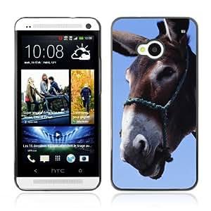 YOYOSHOP [Funny Donkey Art] HTC One M7 Case
