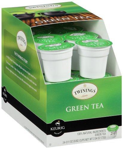 Twinings green tea ingredients