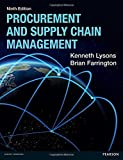 img - for Procurement & Supply Chain Management, 9th ed. by Kenneth Lysons (2016-05-22) book / textbook / text book
