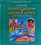 World Cultures and Geography: Eastern Hemisphere, MCDOUGAL LITTEL, 0618377476