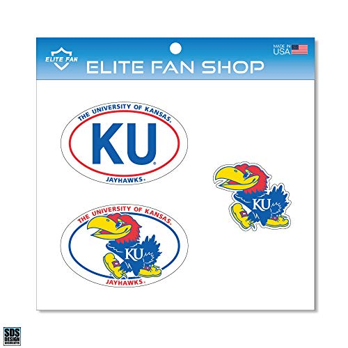 Elite Fan Shop Kansas Jayhawks 6