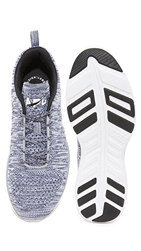 Heather Sneakers Propulsion Athletic Men's Grey Running Techloom Labs APL Pro 08pwqx