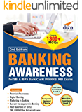 Banking Awareness for SBI & IBPS Bank Clerk/ PO/ RRB/ RBI exams 2nd Edition