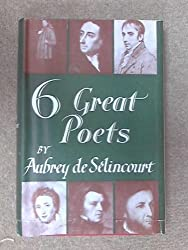 6 Great Poets (Chaucer, Pope, Wordsworth, Shelley Tennyson, The Brownings)