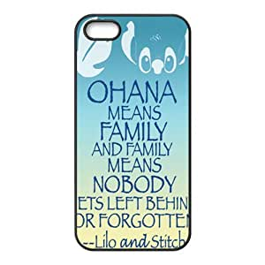 OHANA Family Cell Phone Case for iPhone 5S
