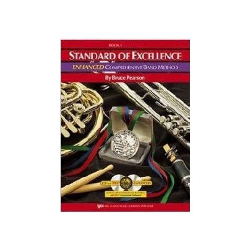 Clarinet Players Mega Pack - Essential Accessory Pack for the Clarinet: Includes: Clarinet Care & Cleaning Kit, Clarinet Reed Pack w/Reed Holder, Music Stand, Band Folder, Standard of Excellence Book 1 for Clarinet, & Tuner & Metronome by Clarinet Accessory Pack (Image #3)