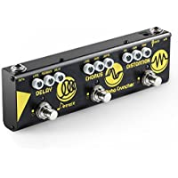 Donner Multi Guitar Effect Pedal Alpha Cruncher 3 Type...